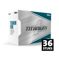 Wilson Titanium 36Pack Golfballen