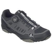 SCOTT dames MTB-schoenen Crus-R Boa 2018 grijs-zwart MTB-damesschoenen,