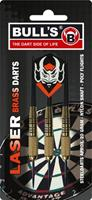 Bull's Bulls 3 Steeldart Laser Brass Darts 20 g