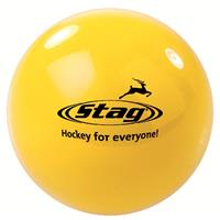 Stag Pro Turf Hockeybal - geel