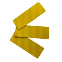 Malik 12 Markerings Strips Geel - geel