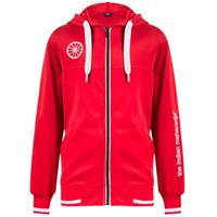 The Indian Maharadja Kids Tech Hooded Red