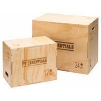 PTessentials PLYOPOWER Plyo Box Combo
