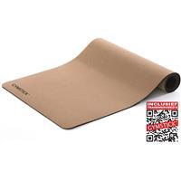 gymstick Active Fitnessmat - Yogamat - Kurk - Met Online Trainingsvideo's