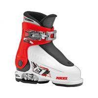 Roces skischoenen Idea Up junior wit/zwart/rood  29
