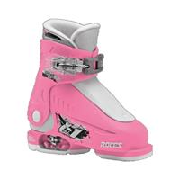 Roces skischoenen Idea Up meisjes roze/wit  35