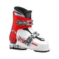 Roces skischoenen Idea Up junior wit/zwart/rood  35