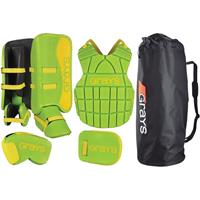 Grays G90 Goalie Set - groen