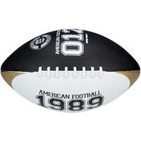 American Football large 28 cm zwart/goud/wit