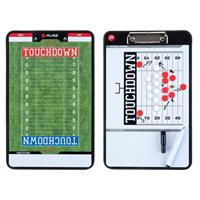 pure2improve coachbord American Football 35 x 22 cm