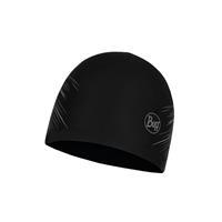 Buff Reversible Hat R-Solid Black Unisex