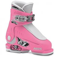 roces skischoenen Idea Up junior roze/wit