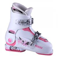 roces skischoenen Idea Up junior wit/roze