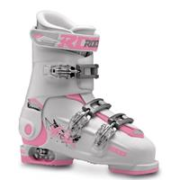 Roces skischoenen Idea Up meisjes wit/roze  40