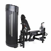 Finnlo Maximum Inspire DUAL Krachtstation - Seated Leg Extension en Leg Curl