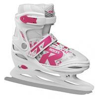 roces ijshockeyschaatsen Jokey 2.0 meisjes wit