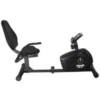 Virtufit RB 1.0 Recumbent Bike Ligfiets - Gratis trainingsschema