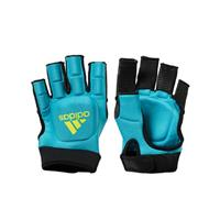 HKY OD Glove Blue/Yellow DISCOUNT DEALS