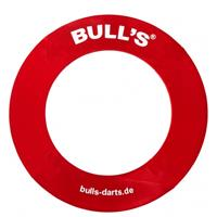 "Bull's dartbordring Quarterback Surround rood 18""/13 cm"