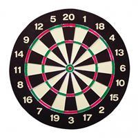 Bull´s dartbord Windsor Paper met 2 dartsets 45,7 cm