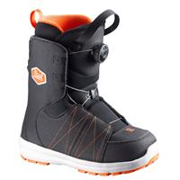 Salomon Y Launch Boa Jr Zwart dessin US