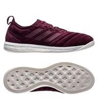 adidas Copa 19+ Indoor Trainer - Bordeaux/Wit LIMITED EDITION