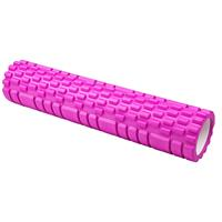 Virtufit Grid Foam Roller - Massage roller - 62 cm - Roze