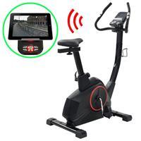 Hometrainer programmeerbaar met app 10 kg roterende massa
