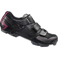 Shimano WM83 SPD Women's Cycling Shoes - Black - EUR 38 - Black