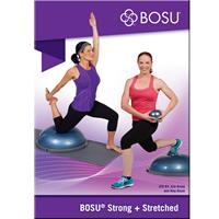 bosu ® DVD Strong + Stretched