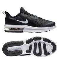 Nike Air Max Sequent 4 - Zwart/Wit Kinderen