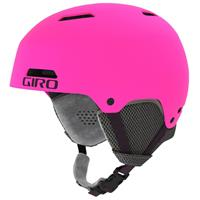 Giro skihelm Crue junior roze 1 55
