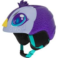 Giro skihelm Launch Plus junior paars  52 cm