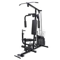 vidaXL Multifunctionele home gym fitnessmachine