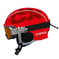 Casco CX-3 Junior Rood