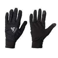 Odlo Zeroweight Warm Gloves Zwart