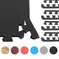 Eindstukken vloer zwart