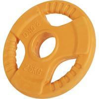 Olympische halterschijf 2,5 kg (Gripper Gietijzer)