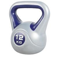 Kettlebell 12 kg Kunststof Trendy (extra stabiel)