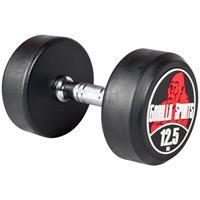 Dumbell 12,5 kg (1 x 12,5 kg) Rubber
