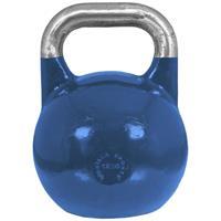 Kettlebell blauw 12 kg Staal (competitie kettlebell)