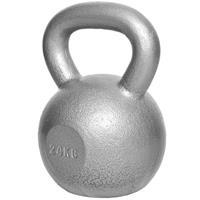Kettlebell 24 kg Gietijzer (extra stabiel)