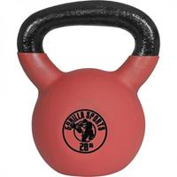 Kettlebell 28 kg Rubber Coating extra stabiel