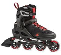 Macroblade 80 Alu Black Red - Recreatie Fitness Skates