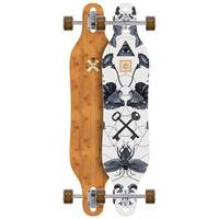 """Arbor Axis BambooHannes Hummel' 40"""" - Longboard Complete"""