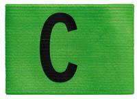 Erima Aanvoerdersband - groen