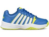 K-swiss Court smash jr omni junior tennisschoenen