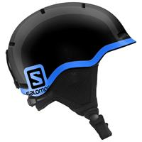 Salomon Grom Black junior helm