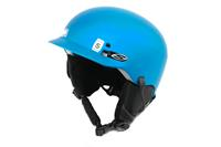 Smith Gage aqua skihelm sr