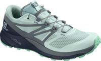 Salomon Sense ride 2 low w. Dames wandelsneaker